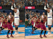 Basketball Game Differences