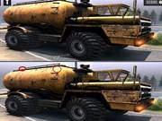 Belaz Trucks Differences