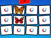 Butterfly Memory Match