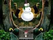 Christmas Penguin Escape