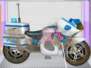 Emergency Vehicles At Car Wash