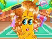 Funny Fruits Hair Salon
