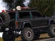 Jeep Hidden Tires