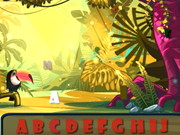 Jungle Hidden Letters