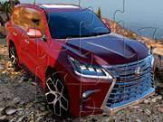 Lexus Lx 570 Jigsaw