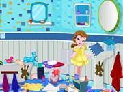 Little Princess Bathroom Cleaning