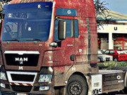 Man Trucks Hidden Letters