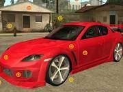 Mazda Hidden Car Tires