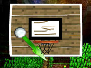 Minecraft Basketball Fun
