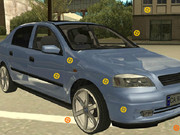 Opel Hidden Car Tires