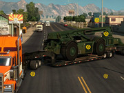 Oversize Trucks Hidden Tires