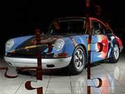 Porsche 911 Retro Car