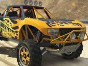 Racing Trucks Hidden Tires