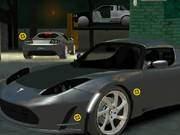 Tesla Hidden Tires