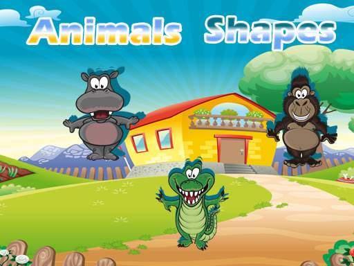 Animals Shapes