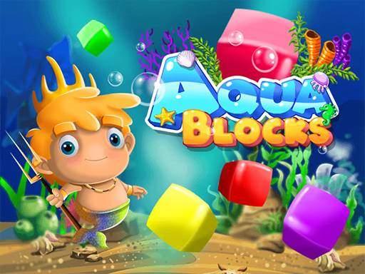 Aqua Blocks