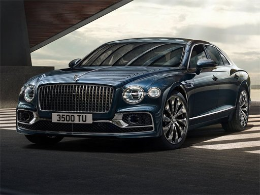 Bentley Flying Spur Puzzle