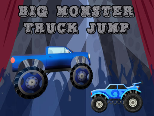 Big Monster Truck Jump