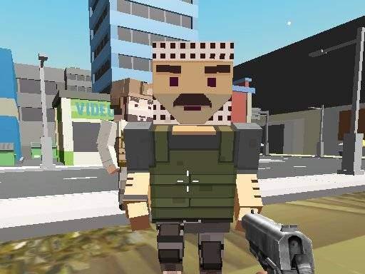 Blocky Pixel