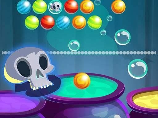 Bubble Shooter Halloween