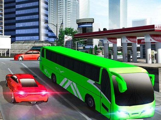 Bus Simulator: City driving