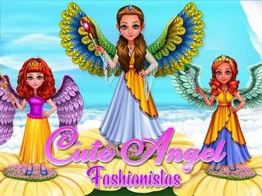 Cute Angel Fasionistas