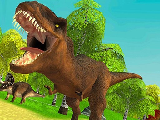 Dinosaur Hunting Dino Attack 3D