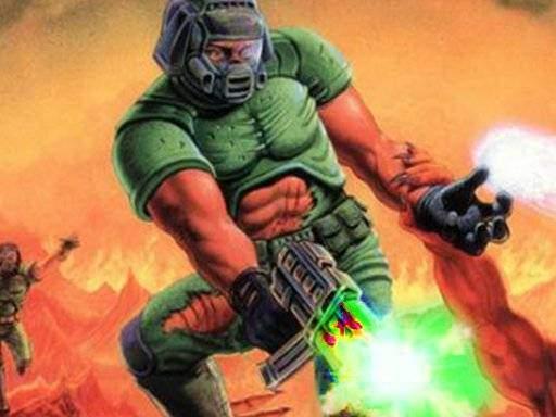 Doom Dr SciFi