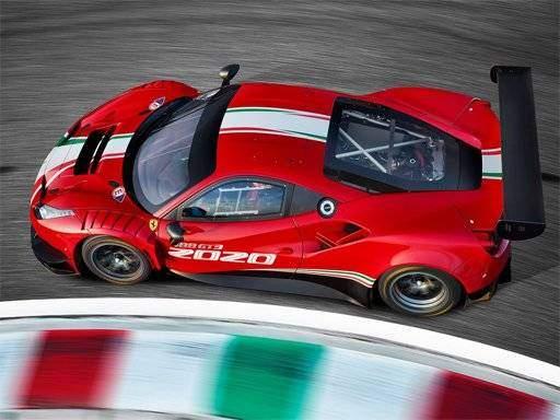 Ferrari 488 GT3 Evo Puzzle – GM
