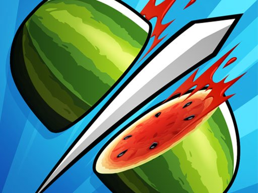 Fruit Master Watermelon Cutting game