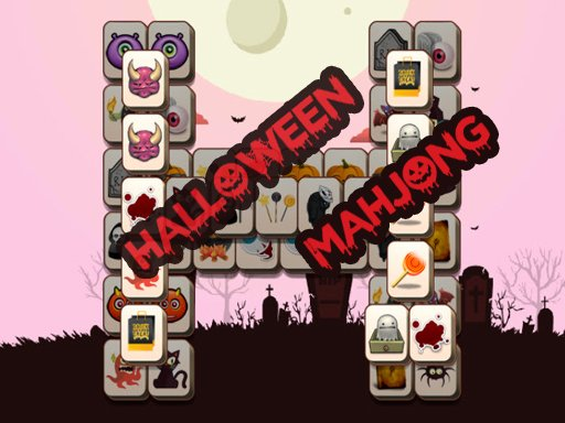Halloween Mahjongs 2019