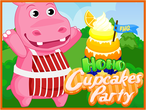 Hoho's Cupcake party