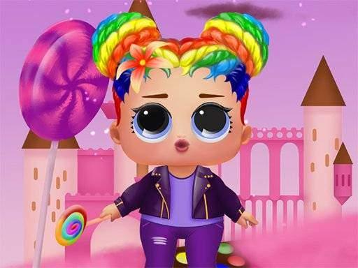 LOL Surprise Dolls Dress Up