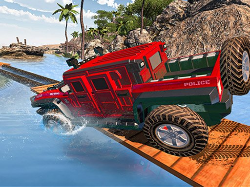 Mountain Jeep Climb 4×4