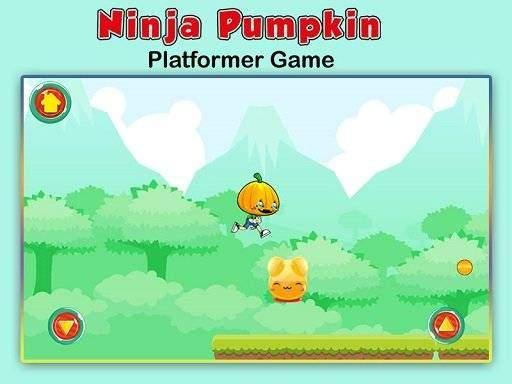 Ninja Pumpkin