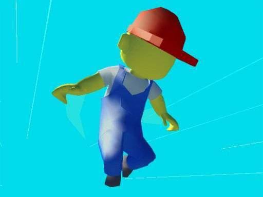 Parkour Run 3D.IO