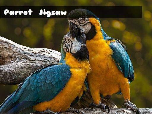 Parrot Jigsaw