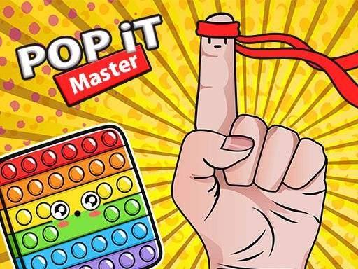 Pop it Master – antistress toys calm games