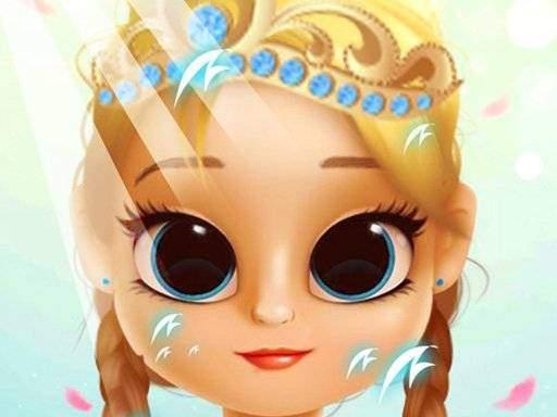Princess Dress up Models For Girls
