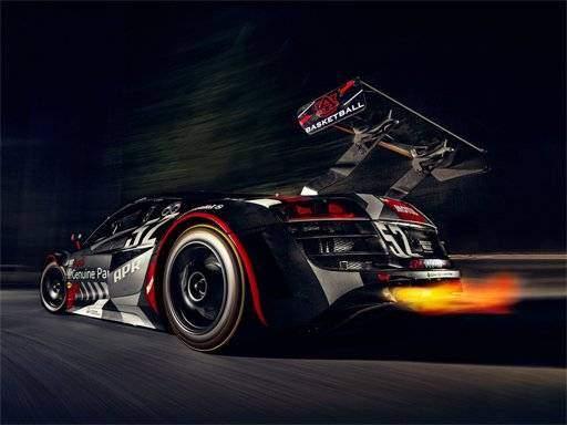 Race Cars Puzzle 2
