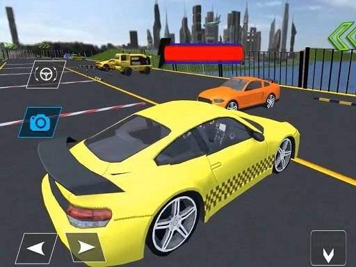 Realistic Sim Car Park 2019