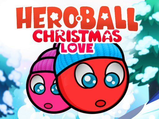Red Ball Christmas love