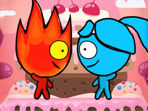 RedBoy and BlueGirl 4: Candy World