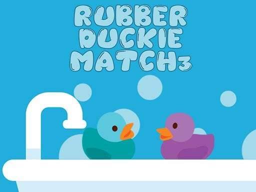 Rubber Duckie Match 3