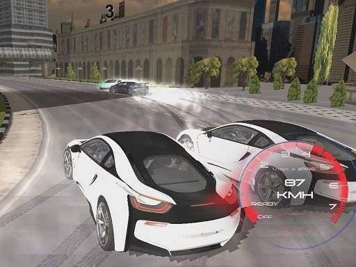 Supercar Drift Racers