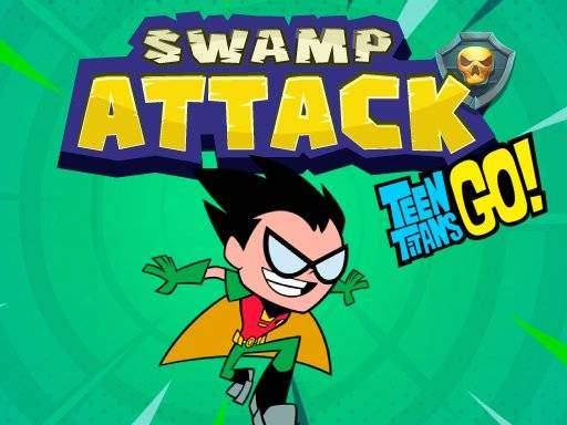 Teen Titans Go ! Swamp Attack