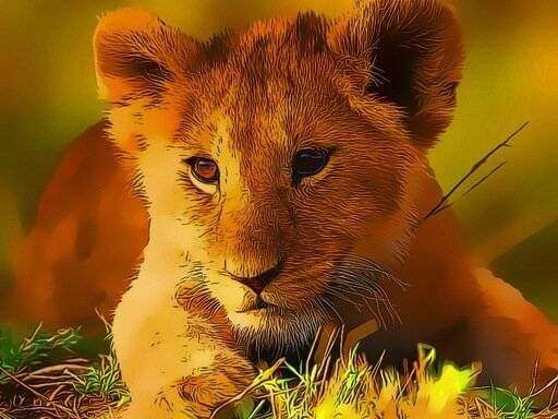 Wild Baby Animals Jigsaw