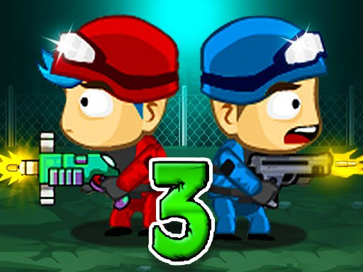 Zombie Parade Defense 3
