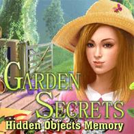Garden Secrets Hidden Objects Memory