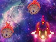 Burning Comets